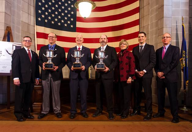 Gov. Ricketts announces third consecutive Governor's Cup win