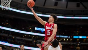 Husker Men post NIT win over Butler