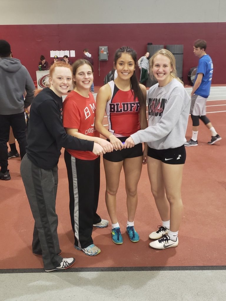 Scottsbluff, Gering win eight firsts, Chadron seven at CSC High School Indoor Meet