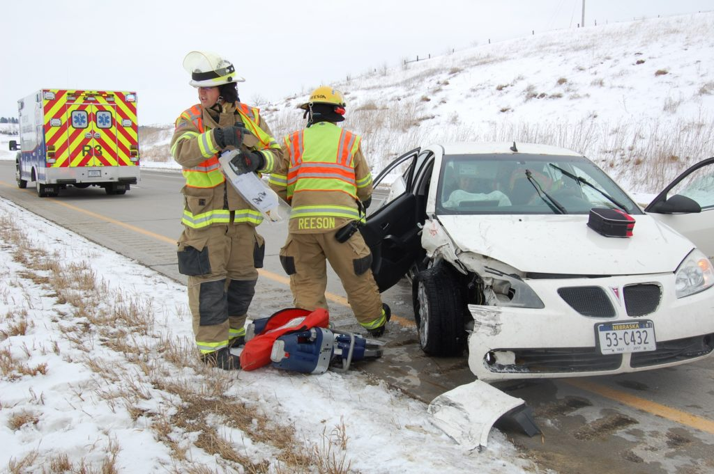Three Women Hospitalized Following Highway 275 Accident