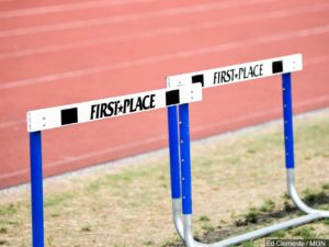 Jim Mather Track & Field Results 4-17