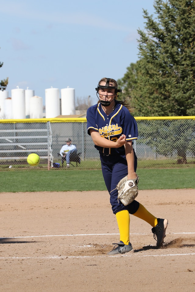 WNCC softball sweeps NJC