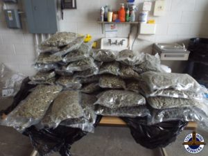 Troopers Make Several Drug Seizures in Traffic Stops