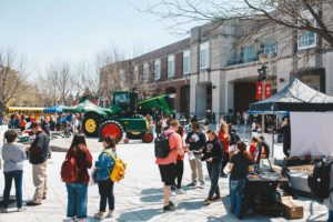 (Video) Husker Food Connection brings agriculture to UNL's city campus