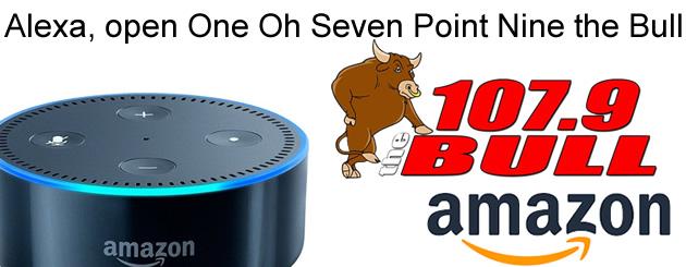 Alexa 107.9 the Bull Skill