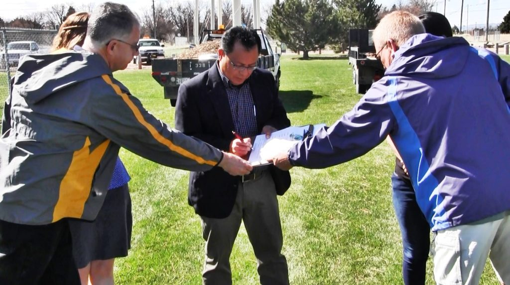 Several Area Ceremonies Mark Earth Day and Arbor Day