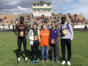 Don Bader Track & Field Invite Results