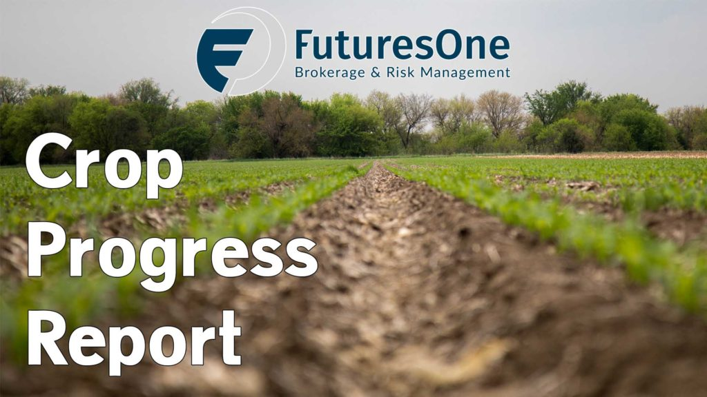 (AUDIO) USDA Weekly Crop Progress