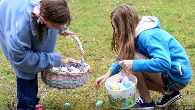 (AUDIO) Bancroft Easter Egg Hunt set for Saturday