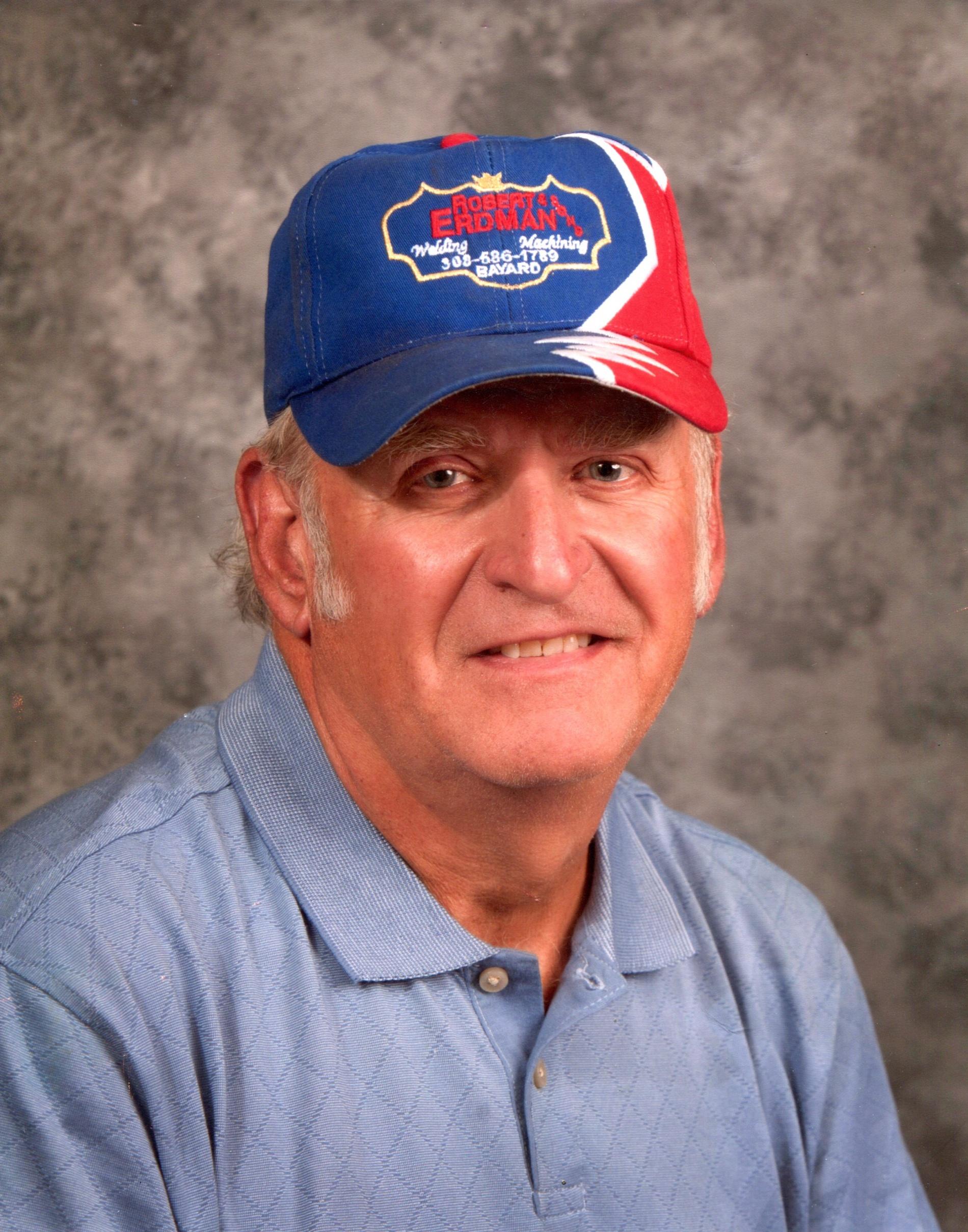 Robert Allen Erdman, 71, Bayard
