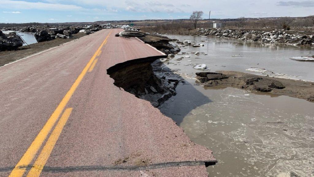U.S. Transportation Dept. makes down payment on Nebraska road repair assistance