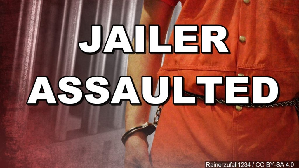 Patrol says Keith County Jail inmate assaulted guard