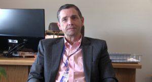 ESU 13's Dr. Jeff West Heads East
