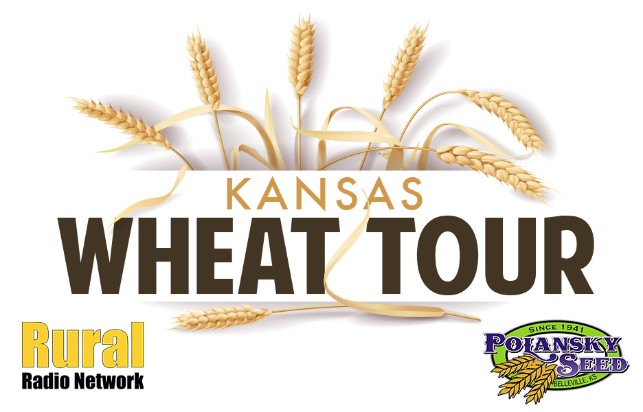 Wheat Tour Day 2: The Long Road to Wichita  *AUDIO/VIDEO*