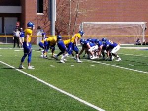 (Video) Lopers Wrap Up Spring Practice