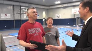 Mike and Kathy Miles named First State Bank Community Champions