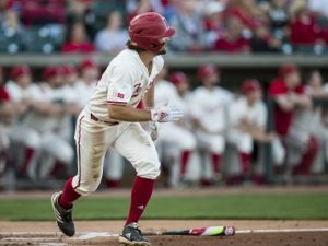 Huskers drop 2-1 decision to Bluejays