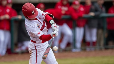 Husker Baseball rallies to edge Nittany Lions in series opener