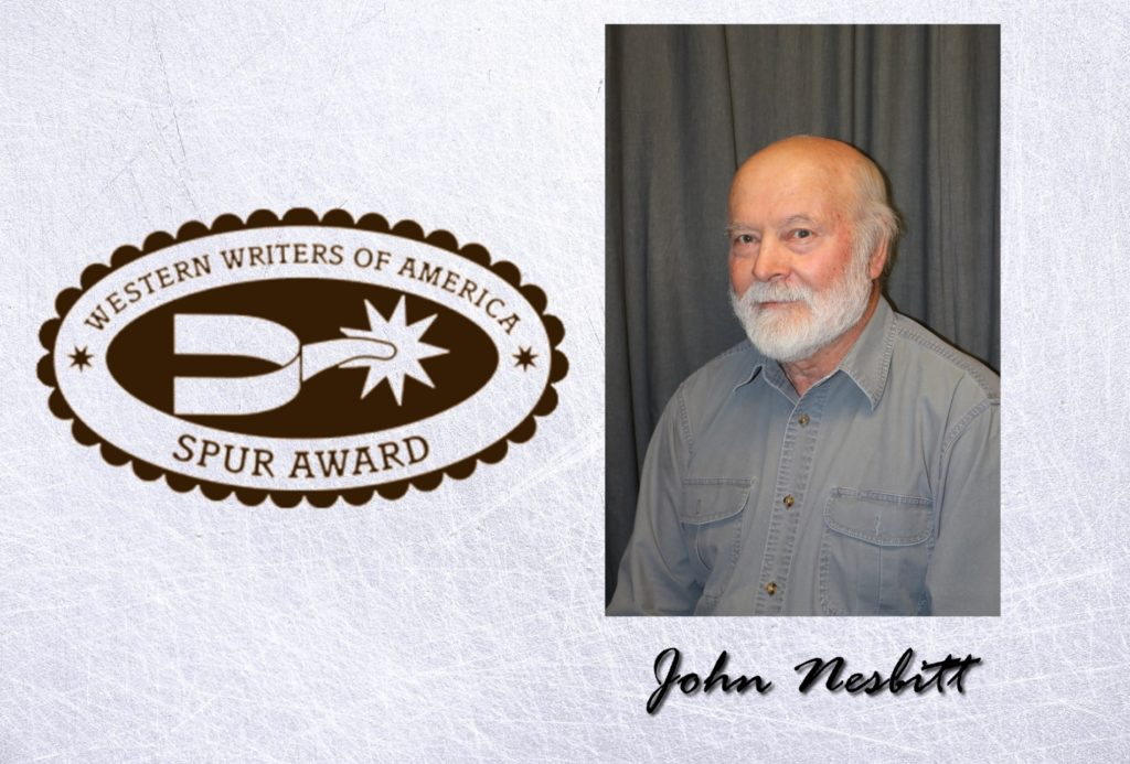 EWC instructor wins prestigious Spur Award
