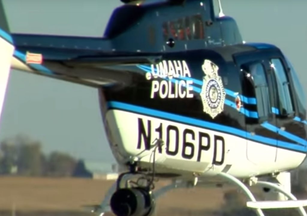Omaha police helicopter forced to make emergency landing