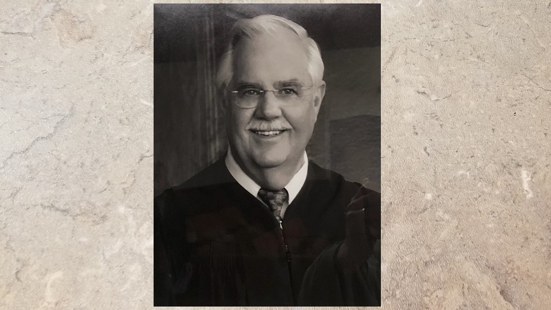 """Family, friends, colleagues mourn passing of Judge Robert """"Bob"""" Hippe"""
