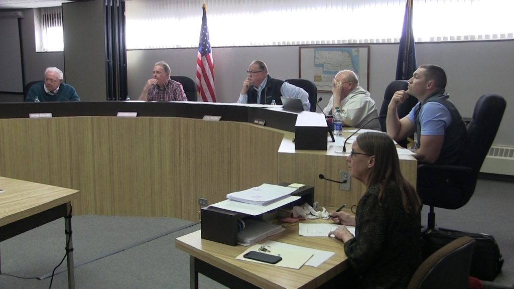 Gravel road maintenance gets airing before Scotts Bluff Co. Commissioners