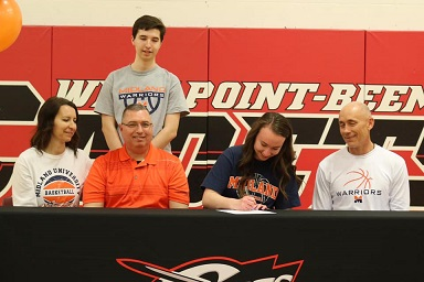 (AUDIO) West Point-Beemer's Kile signs with Midland