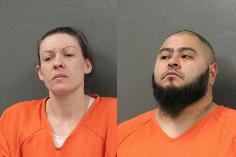 Bluffs couple charged of child abuse, accused of having teen smoke meth with them