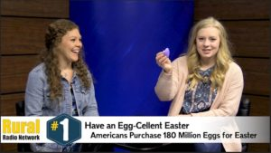 Egg-Cellent Easter Tidbits -- Friday Five (April 19, 2019)