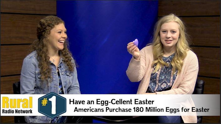 Egg-Cellent Easter Tidbits -- Friday Five (April 19, 2019)