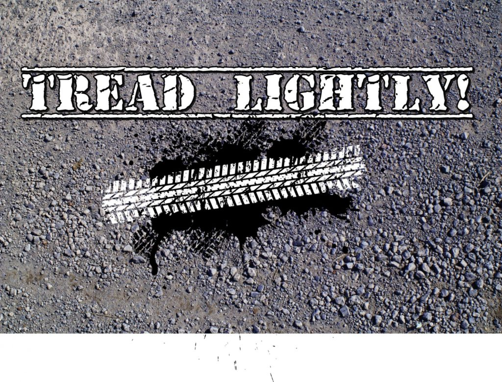 """Game and Parks Commission urge """"Treading Lightly"""" on Unpaved Roads"""