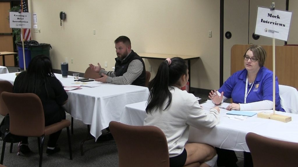 WNCC students use 'boot camp' to prep for upcoming job fair