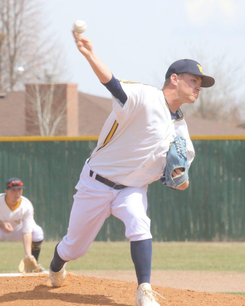 WNCC baseball sweeps McCook