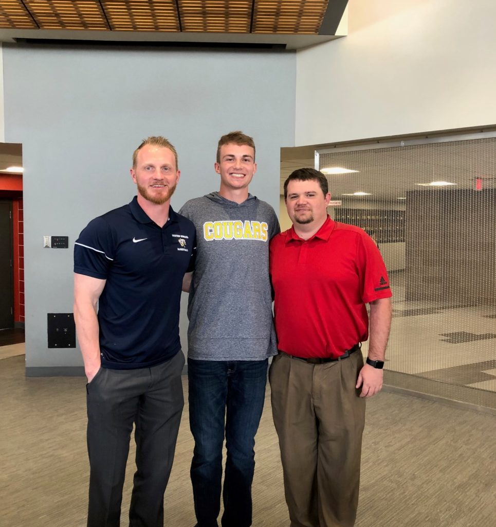 (Watch) Scottsbluff's McCracken to play at WNCC