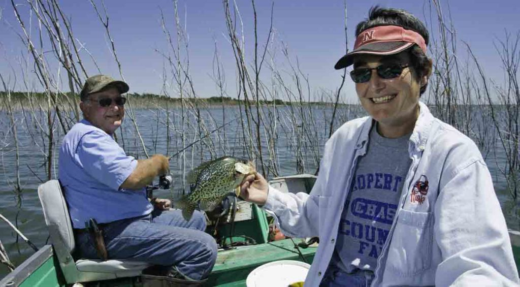 New challenge encourages Nebraskans to take someone fishing and win prizes