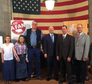 Gov. Ricketts Announces 2019 Nebraska Leopold Conservation Award Recipient