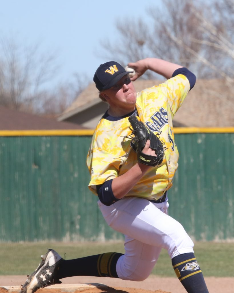 WNCC baseball tops McCook on Sunday to take 3-game series