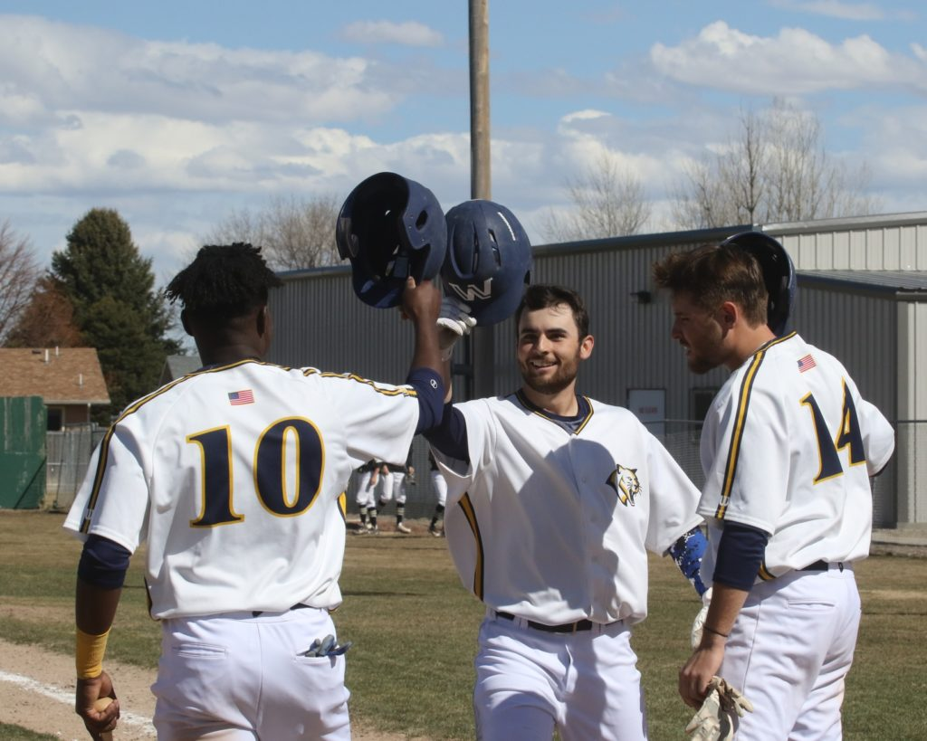 WNCC baseball updated schedule