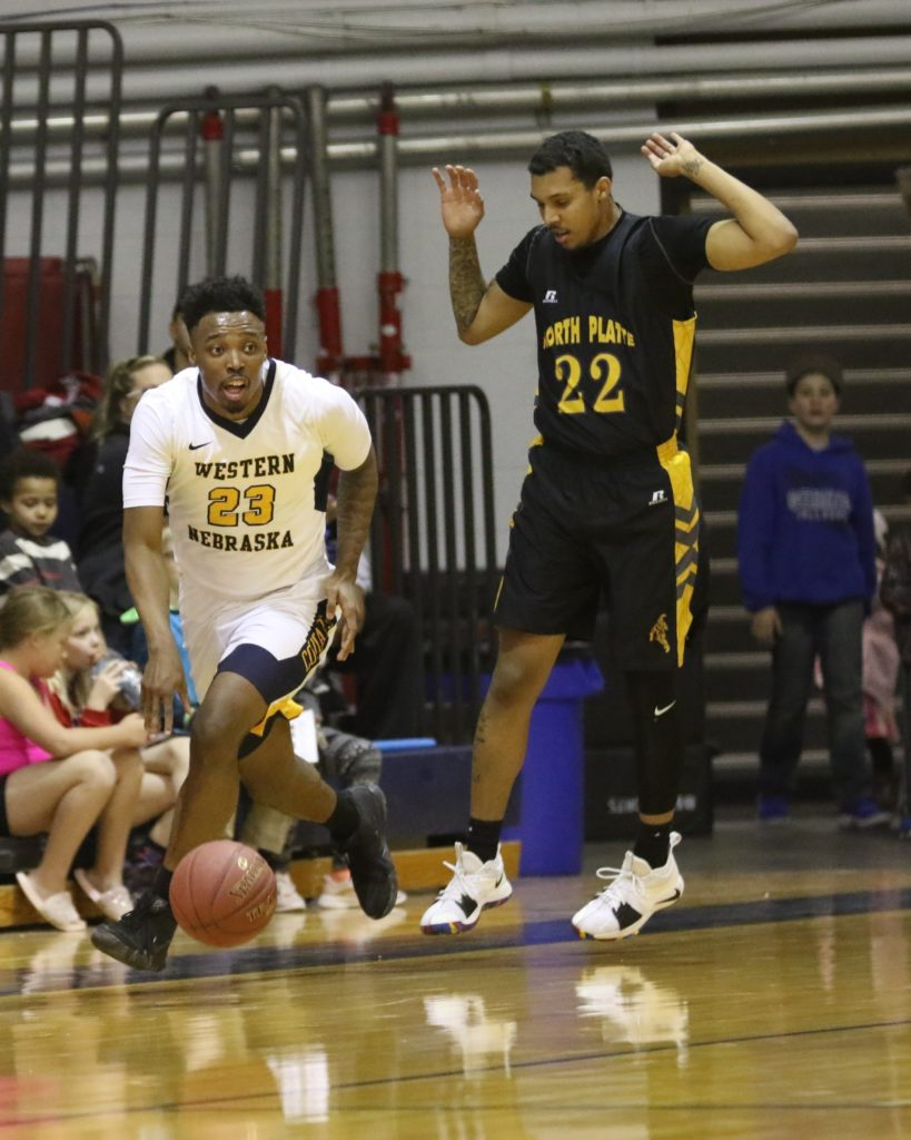 WNCC's Green named second team All-American
