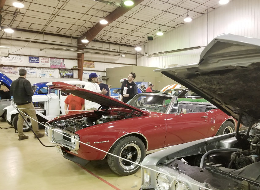 Street Rods on display at 34th annual Wyo-Braska Auto Expo