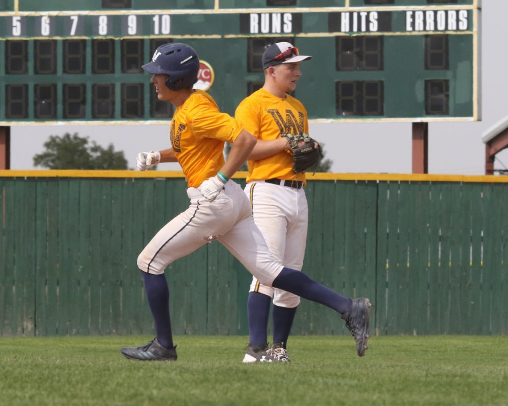 WNCC baseball drops two, 1-run games to Otero