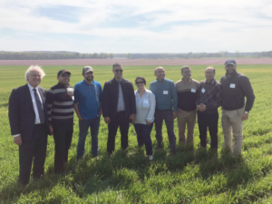 Wheat Buyers from Morocco and Tunisia Visit Kansas