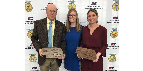 2019 FFA Advisors of the Year