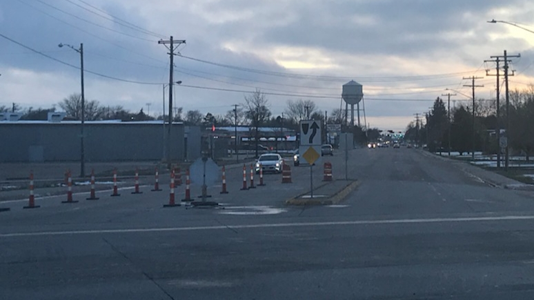 Tuesday accident forces changes at major Scottsbluff intersection