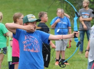 Adventure Camp about the Environment Welcomes Campers for 10th Year
