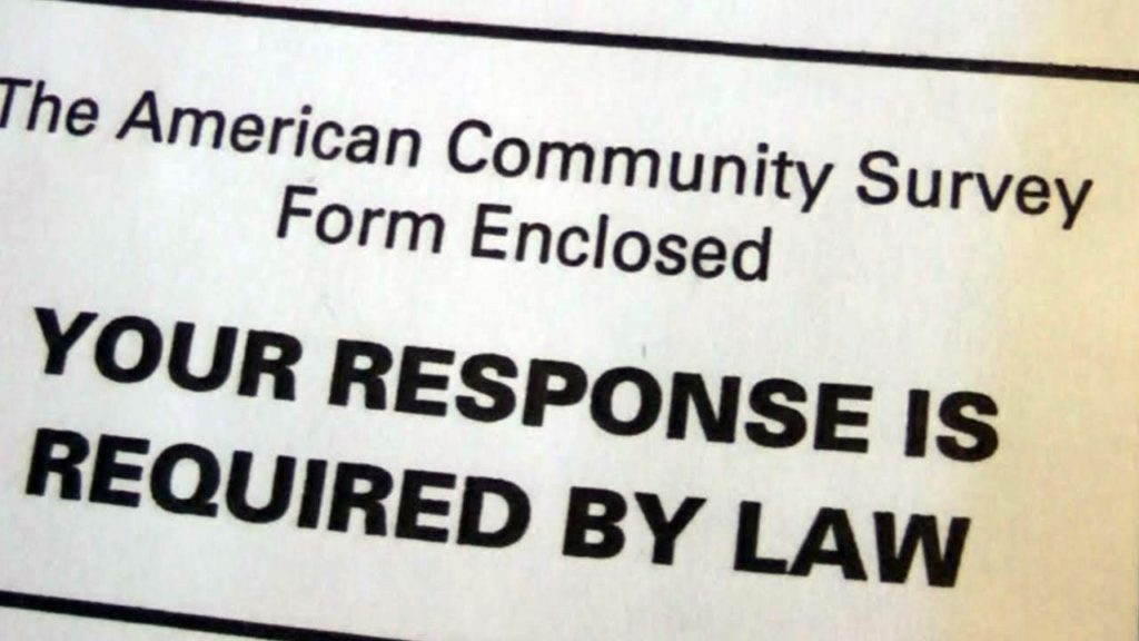 Smith Introduces Bill to Remove Criminal Penalties from American Community Survey