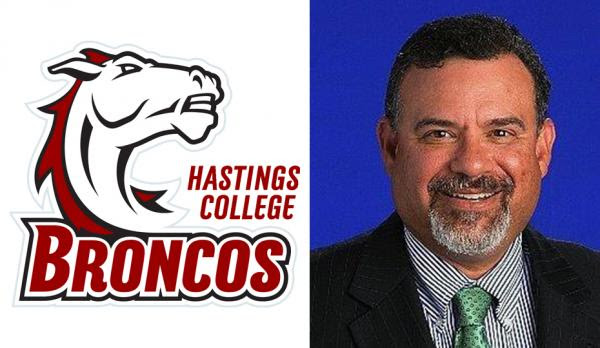 Pumroy Named Athletic Director At Hastings College