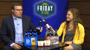 Battle of the Brews, Arby's Has the (Real) Meats -- Friday Five (May 31, 2019)