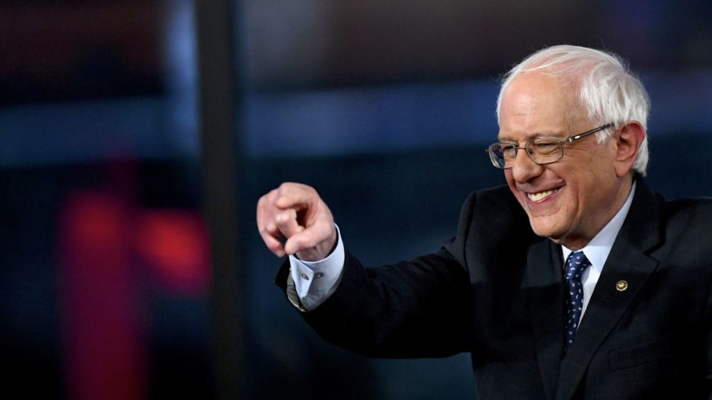 Sanders calls for breaking up big agriculture monopolies