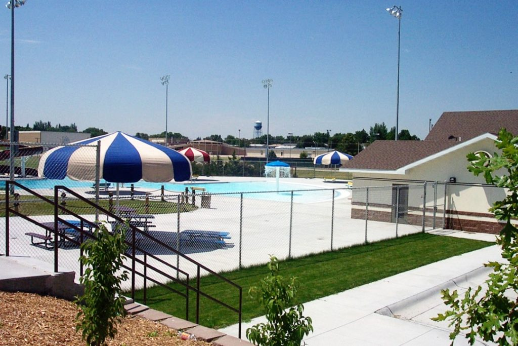 Cool Weather Delays Opening of Alliance's Big Blue Bay Pool